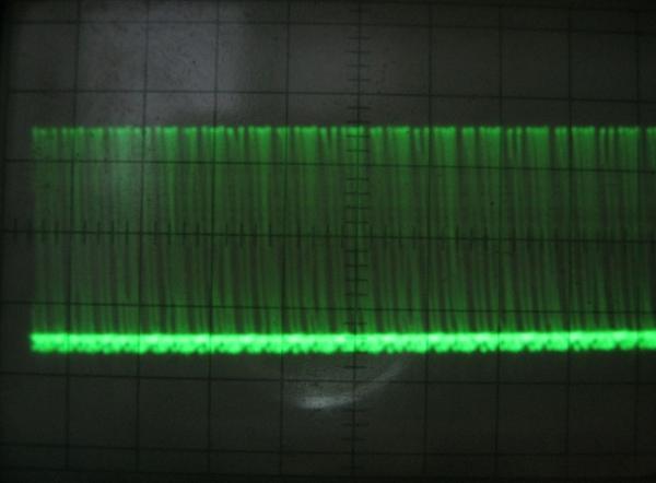 Простой ремонт TFT монитора Samsung 226BW.