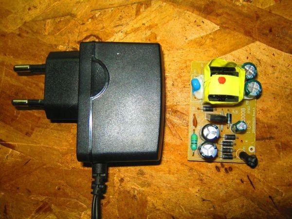 стабилизатора 5 вольт.
