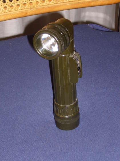 Обычный фонарик