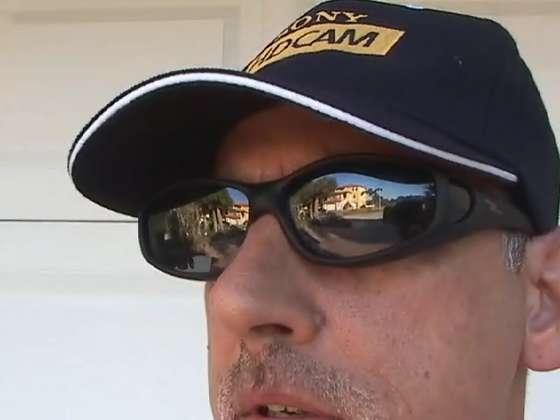 Шпионские очки с камерой