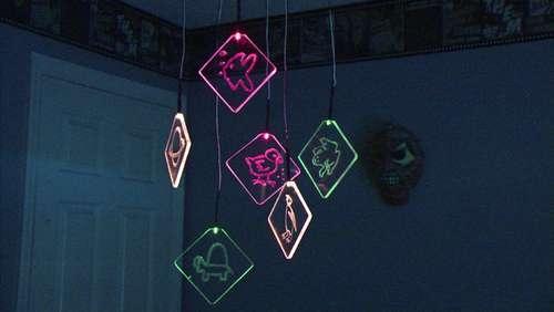 Декоративная подсветка своими руками