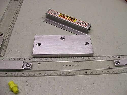 Обработка шлифовальным блоком Р220