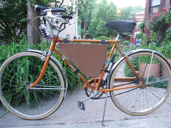 Велосипед с музыкой