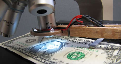 Микроскоп своими руками из цифрового фотоаппарата