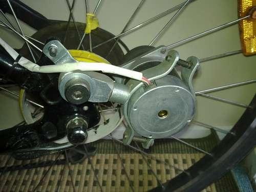двигателя на велосипед.