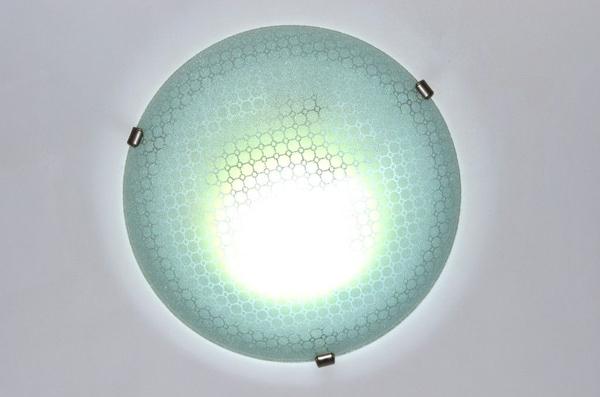 Светодиодный светильник в сборе