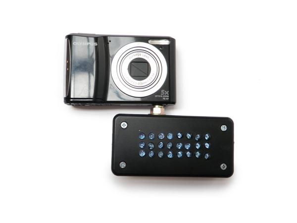 ИК камера собранная своими руками