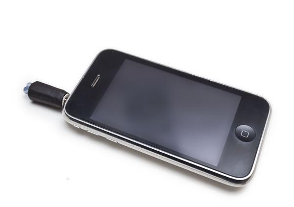 Дистанционный спуска затвора из iPhone