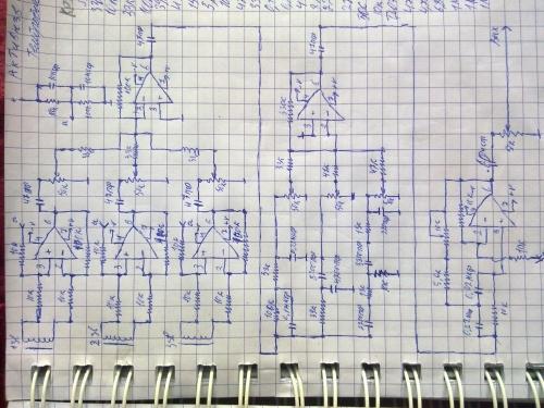 металлоискатель терминатор 3 - Схемы.